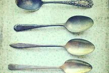 Spoons / Fellow spoonies will understand the obsession. http://www.butyoudontlooksick.com/articles/written-by-christine/the-spoon-theory-written-by-christine-miserandino/