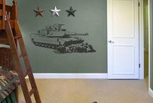 HOME: Boys' Room / by Sally Teigen