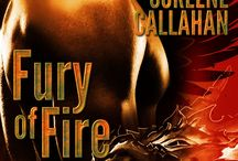 Dragonfury Series (books) / Book cover, book blurbs and reading order for the Draognfury Series by Coreene Callahan.