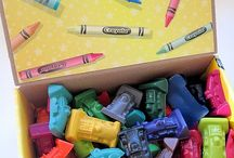 Fun Things to do With the Kids / Things to make and do with the kids! / by Kristi Hall
