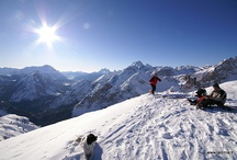 Winter / Winter in Ladinia - Dolomites