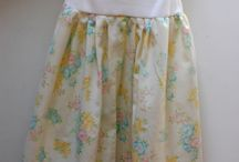 Easy sew dress kids