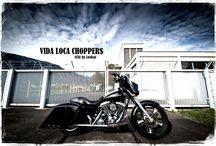 "Touring Harley ""Street Glide 23"" Designed by Vida Loca Choppers / Touring Harley Street Glide 23 Designed by Vida Loca Choppers in 2013"