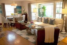 Spaces: Living/ Family Rooms