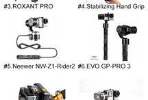 Top 10 Best Gimbals for GoPro Reviews