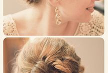 hair ideas / by Stephanie Hallman