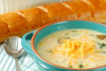 Blistery soups