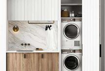 Lower Landing - Laundry