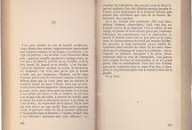 ~ Littérature / littérature, mots, citations, écrivain, livres