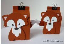 Fuchs und Eule
