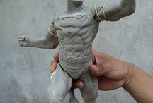 Models/sculpture