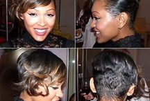 Fly Hair Styles  / by Kesha Sutton Henderson