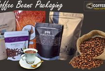 Coffee Beans Packaging / We offer excellent quality and durable #CoffeeBeansPackaging with several features so that they preserve the essential qualities of the #CoffeeBeans for prolonged period of time. http://www.coffeevalve.com/coffee_beans_packaging.htm