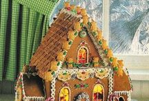 Gingerbread Houses / by Carole Colsen