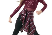 Dance Competition: Outfits