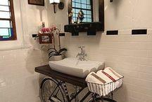 Architecture - Bathrooms