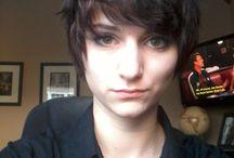 genderfluid hair