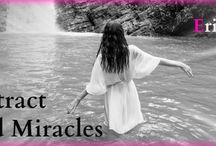 How to Attract Money and Miracles Now / Learn how to attract money and miracles with this proven method from Erika Awakening - http://erikaawakening.com