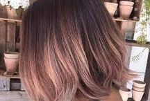 my hair inspiration