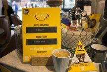 UK Coffee Week / #ukcoffeeweek #projectwaterfall
