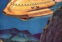 Sciences Fiction illustration / Images Sciences Fiction