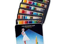 pencils/pens/markers