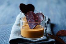 konfekt/dessert inspirasjon