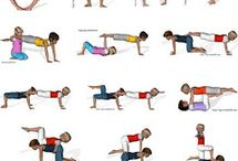 Kids workout