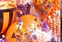 Spooky Candy Buffet