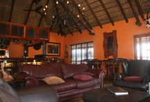 Cigar Lounge - Thaba Tshwene Game Lodge / Our fully licenced cigar lounge has a cozy and relaxed atmosphere where you can enjoy that laid back feeling with your friends and colleagues.