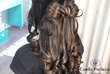 Meus penteados