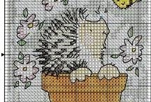 Animal stitches