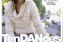 magazine tricots