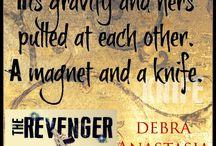 The Revenger by Debra Anastasia