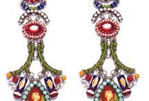 Accessories - Earrings  / by Anne Mullens