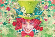 alice in wonderland / by Pat Beaumont