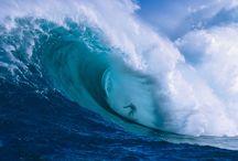 waves / by Marie-Claude Adams