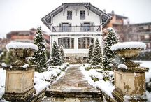 Villa Rose, Samoens / A distinctive spectacle nestled among the imposing French Alps, Villa Rose is the perfect ski getaway in France.