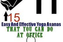 Exercise Office / Ejercicios en la oficina