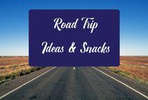 Road Trip Ideas, Snacks & Routes
