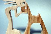 Przedmioty z drewna