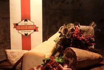 Cibarie / Amore per gli ingredienti freschi, genuini di stagione e sopratutto della nostra valle d'itria.