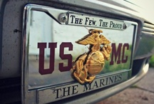 Love... Marine Style / by Danielle Marinesista