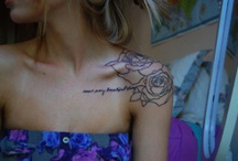 and for my next tattoo...