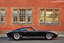 Lamborghini MIURA 1966-...
