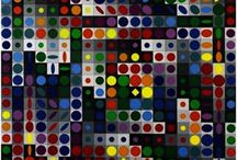 Victor Vasarely - Folklore - Plastique Alphabet