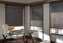 Rolety / Blinds / Rolety wewnętrzne: story/zasłony/rolety rzymskie, plisy, panele, interior blinds