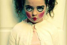 Make up bimby halloween