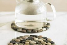 DIY things from stones