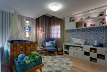 Kids - Quarto de Bebê / Visite www.thyaraporto.com/blog e confira ótimas dicas para decorar a sua casa.